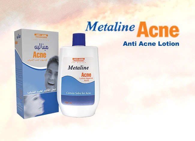 Metaline Anti Acne Lotion