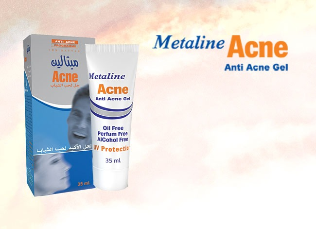Metaline Anti Acne Gel